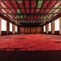 LED ceiling หรือเพดานแผงหลอดไฟแบบพิกเซล สามารถสร้างดีไซน์หรือบรรยากาศได้ตามต้องการ