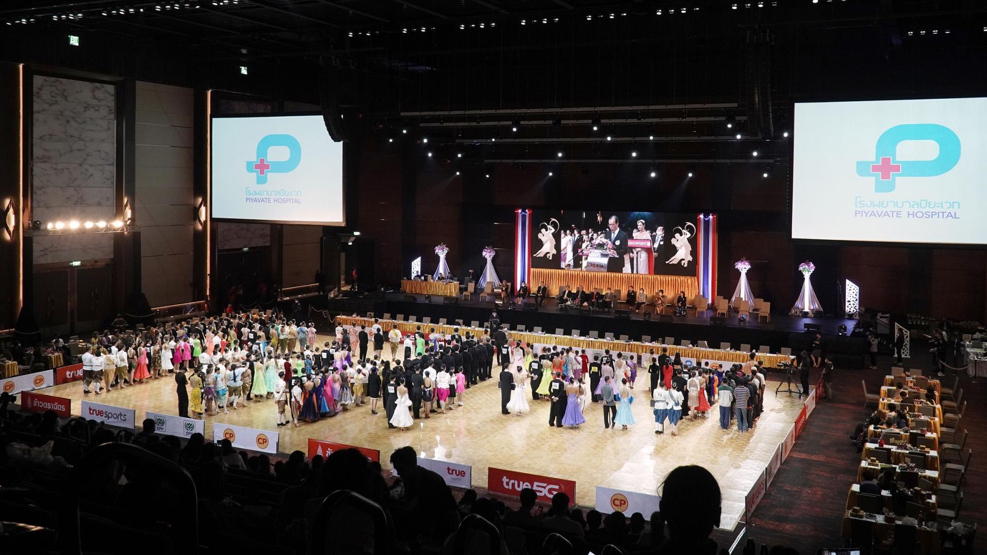 การแข่งขันกีฬาลีลาศ และการแข่งขันกีฬาเบรกกิ้งชิงชนะเลิศแห่งประเทศไทย ประจำปี 2563(TDSA National Championships 2020)